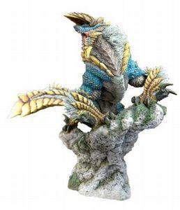 Capcom Figure Builder Creators Model Monster Hunter Zinogre Figure