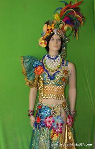 Carmen Miranda The Best Showgirl Costume or Drag Queen