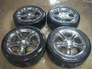 Momo Vantage 22 Chrome Wheels Rims 6 Lug w Tires LKQ