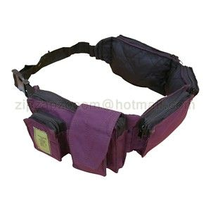 Travel Adventure Utility Waist Bum Bag Money Belt New