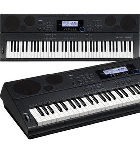 Casio WK 6500 Electronic Keyboard Workstation Package
