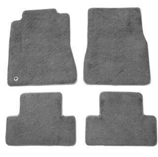 05 10 Mustang Interior Carpet Floor Mats Set Grey   No Logo