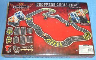 Fast Lane 1 43 Choppers Challenge OCC Slot Car Race Set