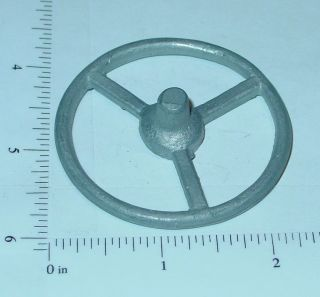 Reuhl Tether Car Replacement Steering Wheel Part