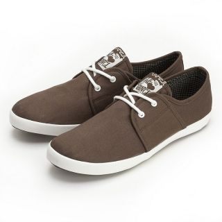 Hot Mens Shoes Simple Elegant Casual British Flair Twill Casual Shoes