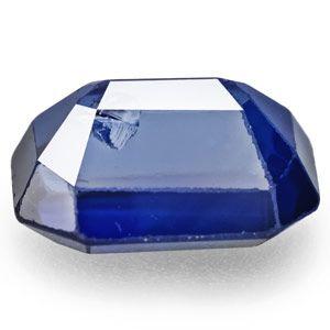 07 Carat RARE Velvety Blue Sapphire from Kashmir Unheated