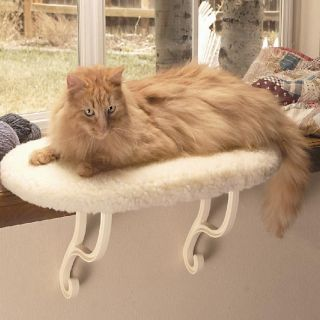 kitty sill windowsill perch cat bed unheated we incorporated
