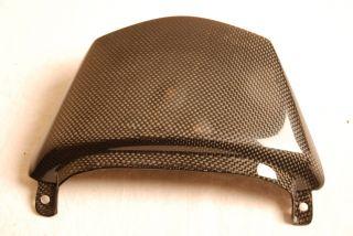 Carbon Fiber Seat Cowl for Kawasaki zx14 06 09 Rear