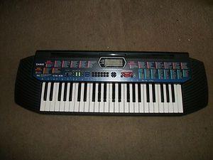 Casio CTK 431 Keyboard 100 Song Bank 100 Tones 100 Rythms Musical