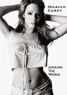 Mariah Carey Around The World New DVD