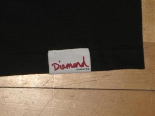 Diamond Supply Co Cassie x Estevan Oriol 4 Shirt L Blk