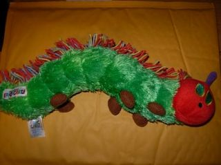 10 The Hungry Caterpillar Eric Carle Plush Stuffed Toy
