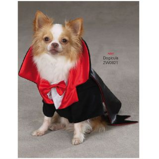 Casual Canine Dogicula Halloween Costume for Dogs