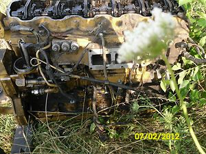 Caterpillar Cat Engine 250HP 3126 CNG Engine Core