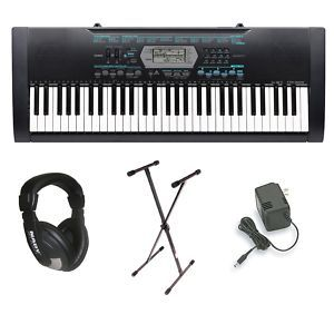 Casio Portable Musical Piano Electronic Keyboard Pack
