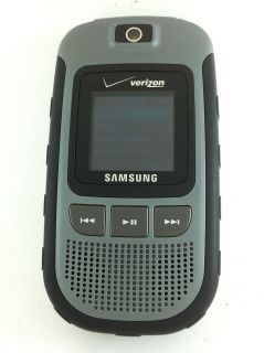 Samsung Convoy SCH U640 Verizon Rugged PTT Cellular Phone