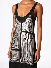Vena CAVA Black Stray Cat Dress XSmall Small Large Retail $175