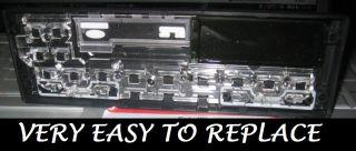 Ford Mustang Ranger Explorer Cassette Radio Faceplate