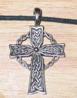 Celtic Cross Celtic Visions Pendant Necklace New Unused