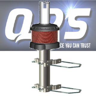 sirio gainmaster fibreglass base antenna for cb radio