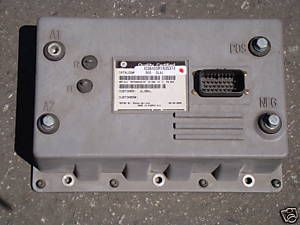 Gem T4 Golf Cart Motor Controller Electric Heavy Duty