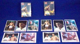 All World Sports Boxing Card Bonus Set Muhammad Ali