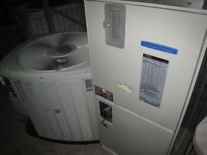 Garrison 14 Seer 1 5 Ton Central Air Condenser Unit W Heat