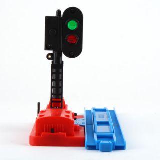 Tomy Plarail Train Scene J 10 Signal Box w Stop Rail