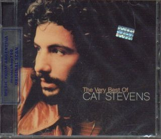 CAT STEVENS, THE VERY BEST OF. FACTORY SEALED CD. IN ENGLISH.