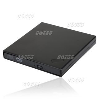Slim External Dual Layer USB 2 0 DVD Combo CD RW Burner Drive CD±RW