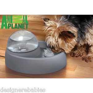 Animal Planet Pet Fountain Cat Dog Water Bowl 16375390042 Brand New