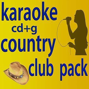 KARAOKE CDG 21 DISC SET ALL FAVORITE COUNTRY CLUB PACK GOOD SONGS