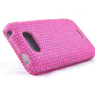 PINK BLING HARD CASE COVER FOR LG MOTION 4G MS770
