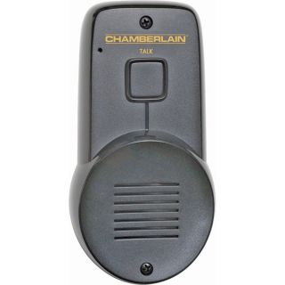 New Chamberlain NTD2 Wireless Indoor Outdoor Portable Intercom