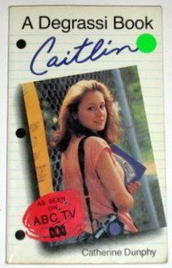 Catherine Dunphy Caitlin Degrassi Junior High Book EB4