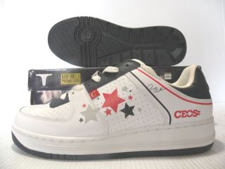Pro Keds CEOs Series Vintage Men Shoes White PM1139 Size 11 New In