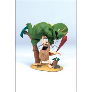 Figure Captain Caveman Hanna Barbera 2 New