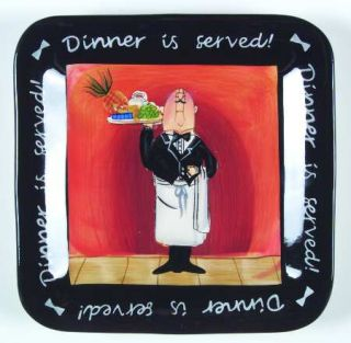 Certified International Dinner Is Served Fruit Salad Plate