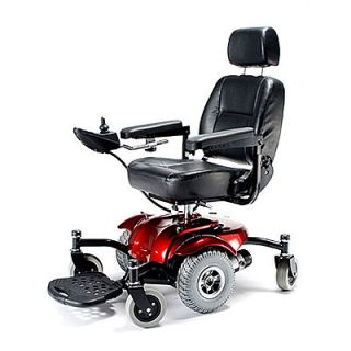 Activecare Catalina 20 Electric Power Wheelchair Red