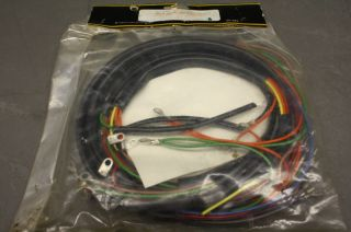 original style wiring harness from cci color codes duplicate of