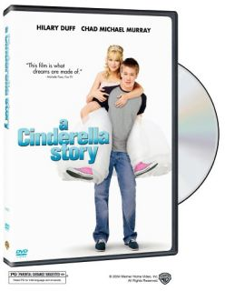 Story DVD 2004 Widescreen Chad Michael Murray Hilary Duff New