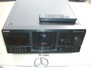 Sony CDP CX260 CD Changer Home Stereo CD Player
