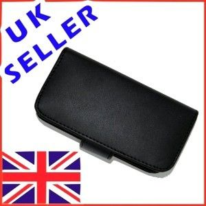 Leather Flip Case for LG GW620 Mobile Phone Pouch Cover