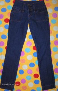 Zana Di Jrs 3 Straight Leg Low Rise Stretch Jeans 26x32