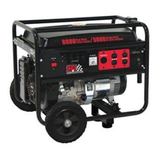 Champion Portable Generator 6000 Surge Watts 5500 Rated Watts Model
