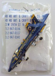 Lions Club Pin El Centro F A 18 Hornet Blue Angels Navy California