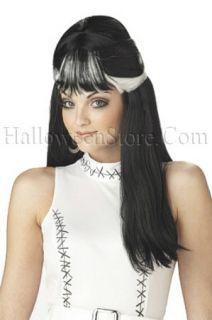 Monster Bride Frankenstein Goth Long Frankies Girl Wig