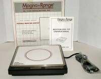 Magna Range All Clad Metalcrafters Portable Induction Cooktop Burner