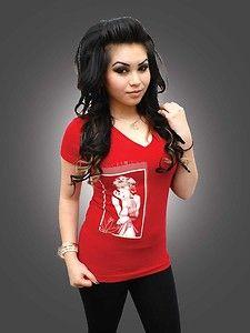 Marilyn Monroe T Shirt Boutique Herbal Kush Clothing