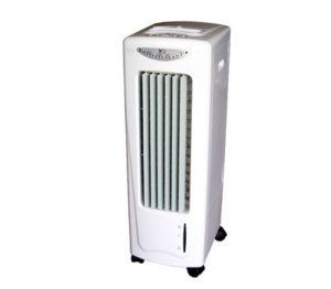 Evaporative Air Cooler Ionizer Humidifier Air Filter Conditioner Fan